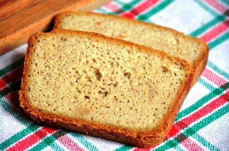 Pâine din nuci caju
