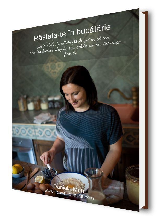 Comandă cartea Răsfață-te în bucătărie