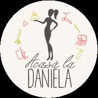 Logo Acasa la Daniela fundal